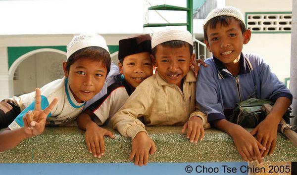 Cara Bantu Orang Muslim Kemboja Secara Online