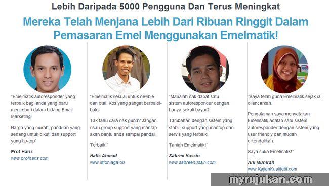 servis autoresponder dari blogger Malaysia