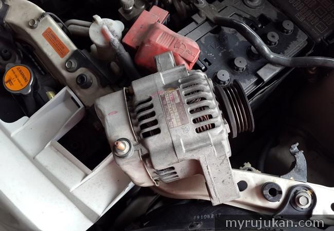 Harga Alternator Recon Perodua Viva