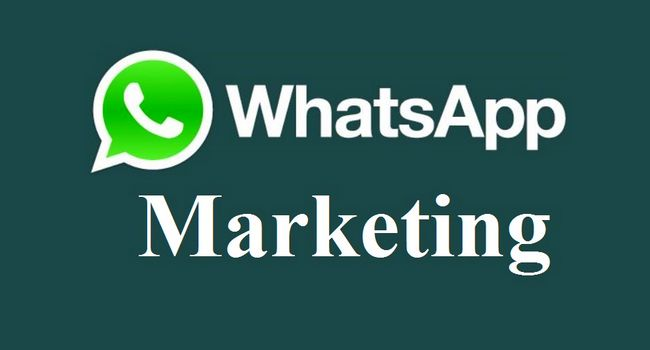 Marketing Online Menggunakan Blog Dan WhatsApp