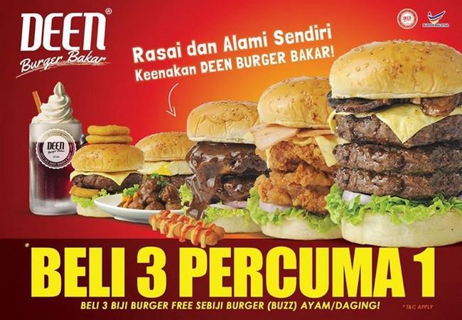 Peluang Membuka Burger Bakar Franchise