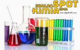 pengalaman menjawab soalan kimia spm