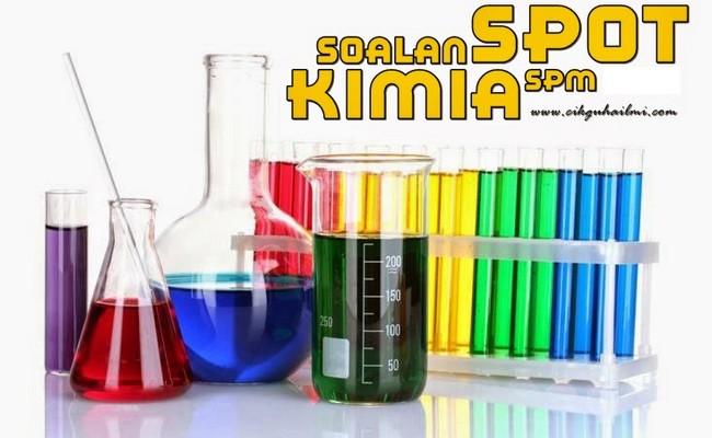 Teknik Menjawab Soalan Kimia SPM