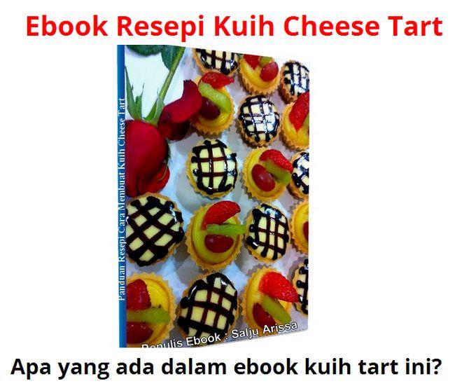 Ebook Cheese Tart Sedap Malaysia