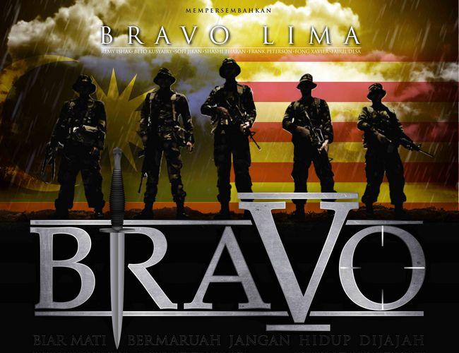 Bravo 5 Review – Filem Perang Malaysia 2015