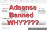 Kenapa Permohonan Akaun Google Adsense Ditolak