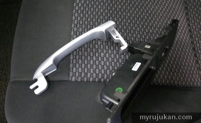 Beli pemegang handle pintu saga blm yang baru