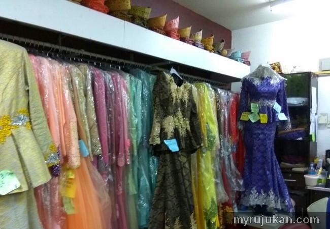 Contoh baju pakaian perkahwinan untuk majlis perkahwinan