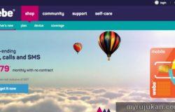 Pakej internet Webe Malaysia