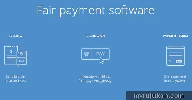 sistem pembayaran online payment gateway dari billplz