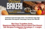 Cara Buat Duit Dengan Bisnes Bakeri