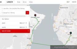 Register uber sekarang untuk menjadi pemandu uber Malaysia