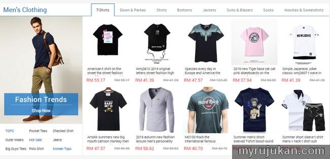 Website agen taobao dari EzBuy