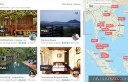 Menyewa bilik tidur mudah dengan Airbnb