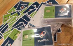 Simkad buat duit baru dari Tronexus