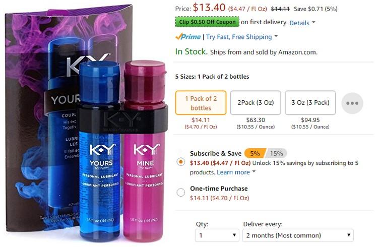 Beli dan dapatkan produk pelincir faraj untuk wanita yang selamat dan berkualiti jenama jelly ky