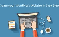 Cara bina website blog murah WordPress berbayar