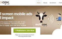 Program pengiklanan di smartphone dari Mobicow untuk jana income usd online