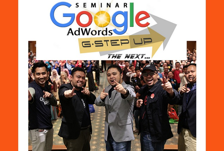 Seminar belajar buat iklan Google Adwords