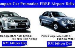 Contoh car rental Malaysia