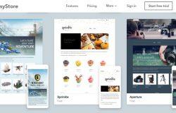 Servis perkhidmatan buat website kedai online yang murah