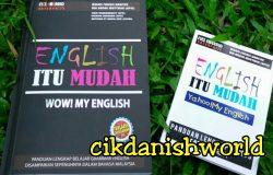 Buku cara menguasai english dengan mudah
