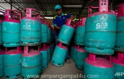 Servis delivery tong gas memasak ke rumah