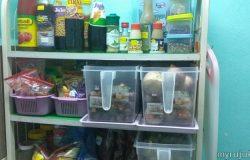 List senarai barang keperluan dapur jenis kering yang perlu dibeli