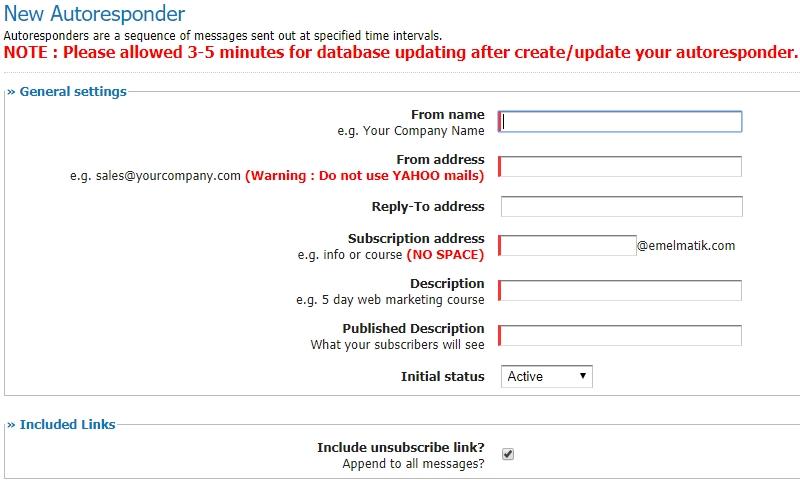 Cara mudah untuk promosi guna email autoresponder