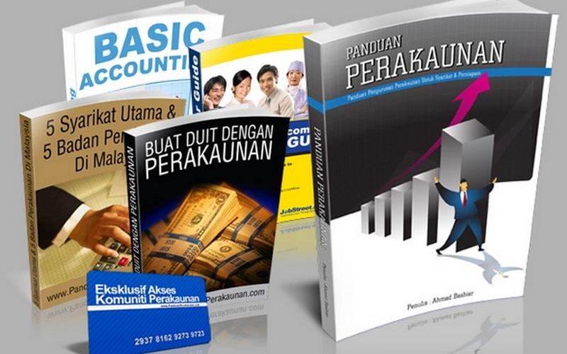 pakej bundle Panduan Perakaunan lengkap