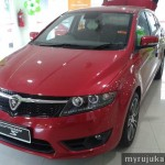 Proton Suprima S - Front Side View