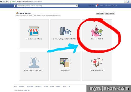 Teknik Pemasaran Facebook