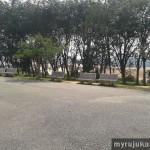 Mengkuang Dam - Rest & Relax