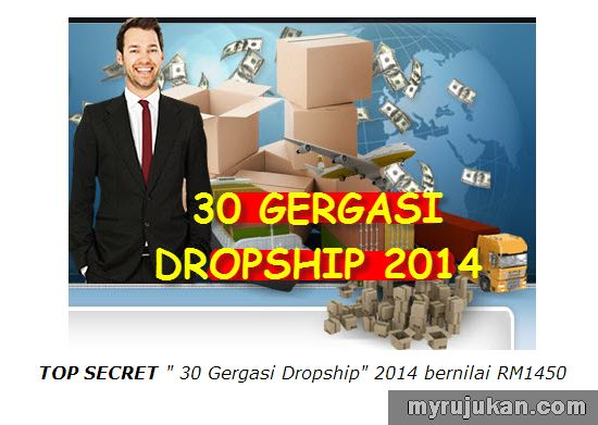 Lubuk Dropship Malaysia 2014