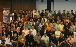 Gathering Ahli Persatuan Usahawan Internet Malaysia