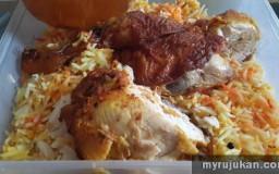 Chicken Mandy Yemeni Cuisine