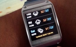 Gambar Samsung Galaxy Gear 2 Smartwatch