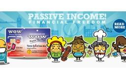 Jana Passive Income Dengan Tone Excel
