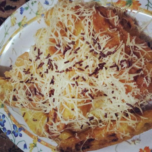 Resepi Pisang Goreng Cheese Keju - MyRujukan