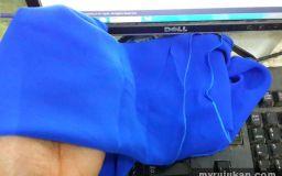 koleksi hijab menggunakan material Sifon Untuk Tudung