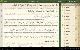 Al-Quran Android Pada Tablet