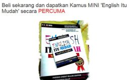 Belajar Bahasa English ke Bahasa Melayu