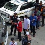Hizbut Tahrir Malaysia Demo Tolak Obama 3