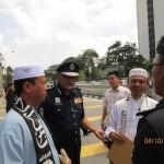 Hizbut Tahrir Malaysia Demo Tolak Obama 4