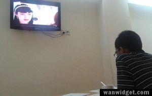 KPJ Penang Specialist Hospital LCD TV