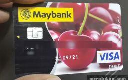 Kad Debit Maybank Terbaru
