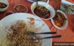Nasi Beriani Kari Ayam Kampung Pelet