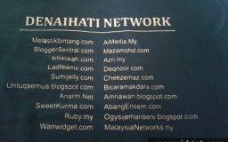 T-Shirt Denaihati Network