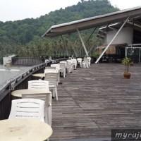 Restoran Tepi Pantai Di Pulau Aman Penang