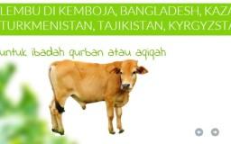 Tempahan Qurban Dan Aqiqah dari lembu dan kambing